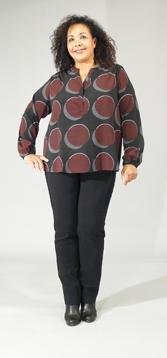 blouse print Zoey
