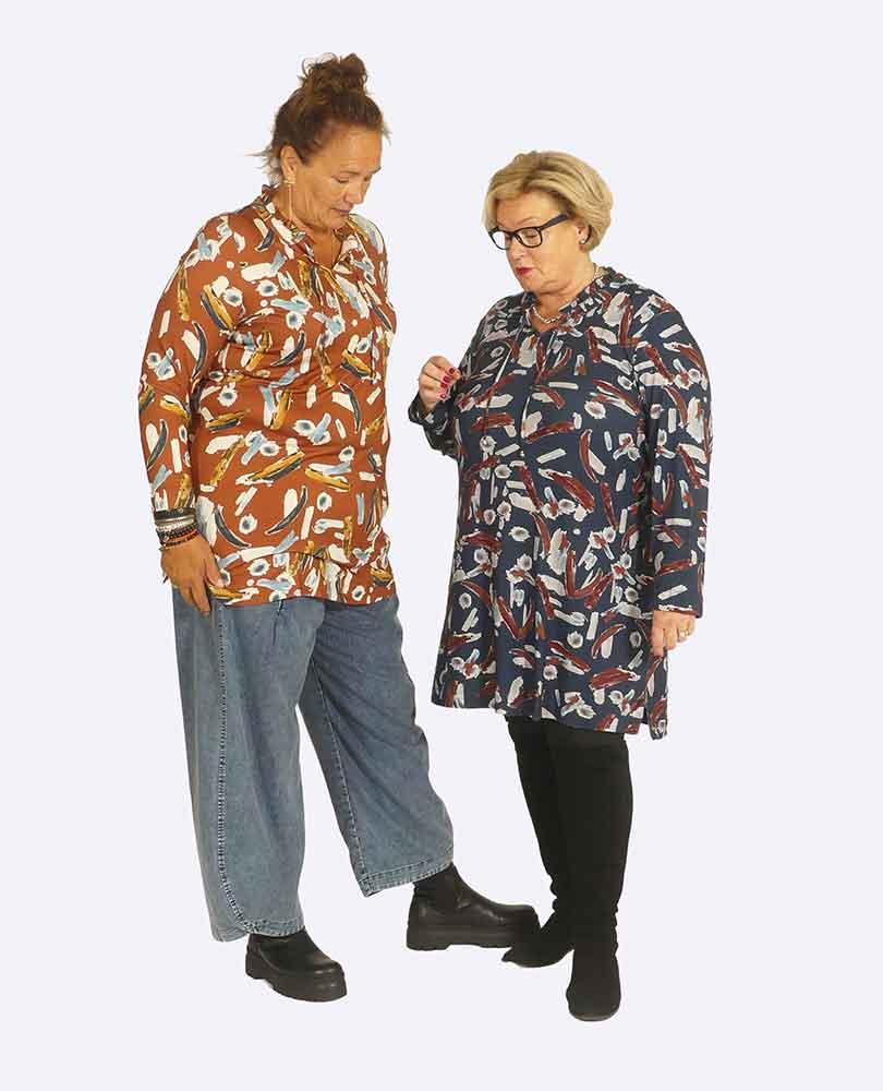 blouse tricot print No Secret