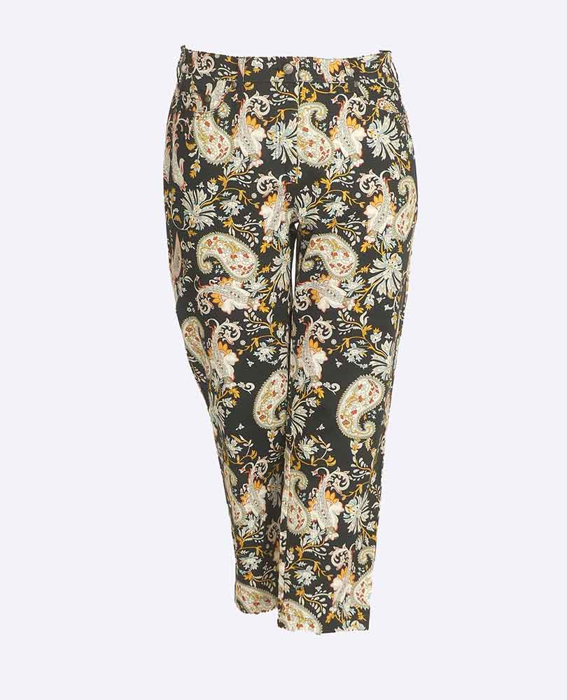 pantalon recht paisley No Secret