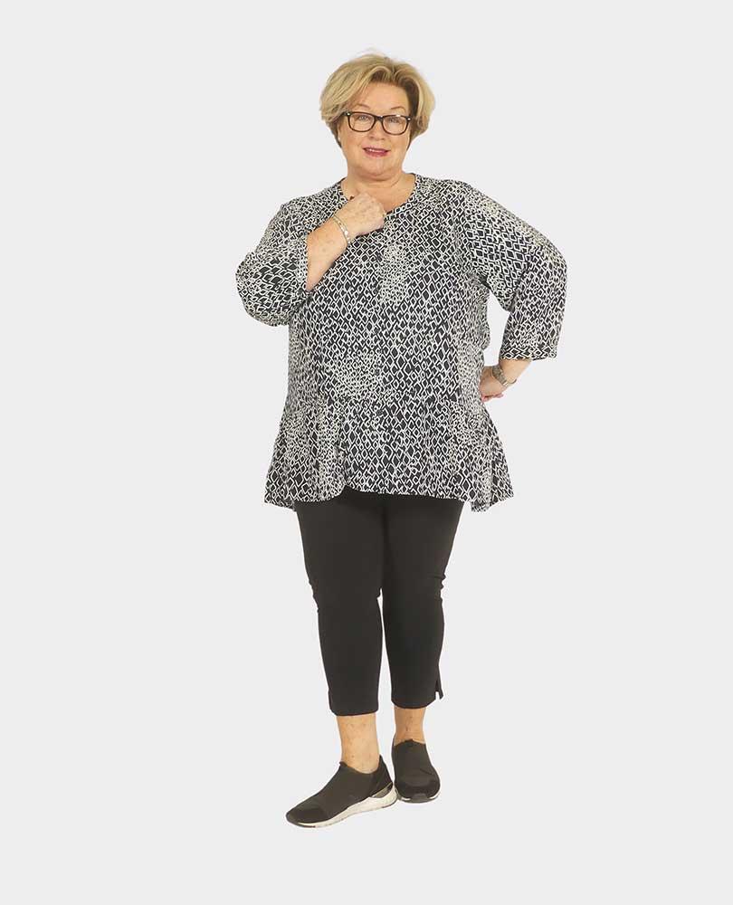 blouse print Ciso