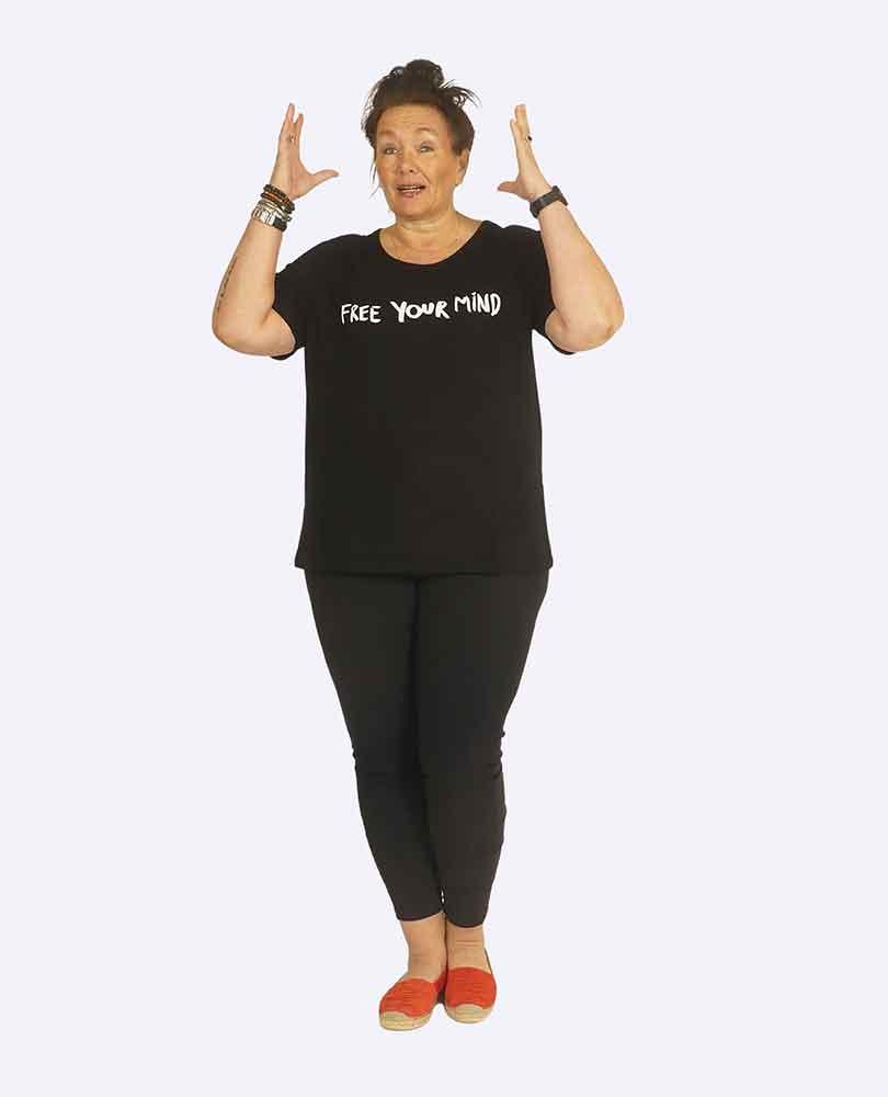 t-shirt No 1 by Ox