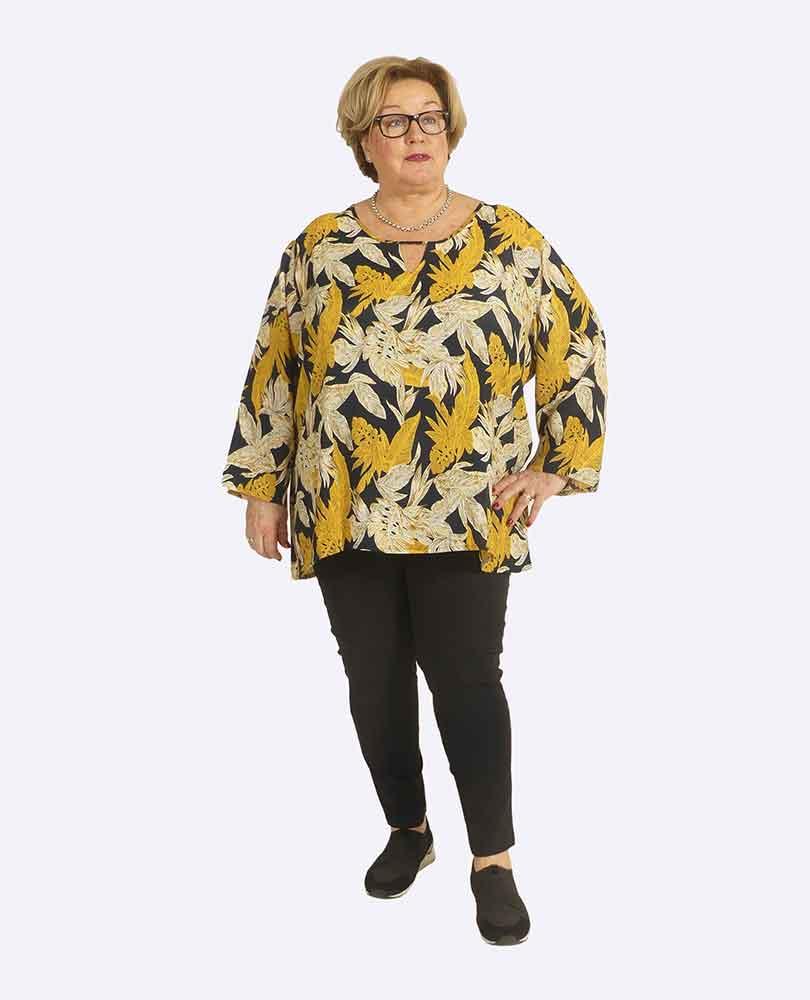 blouse print No 1 by Ox