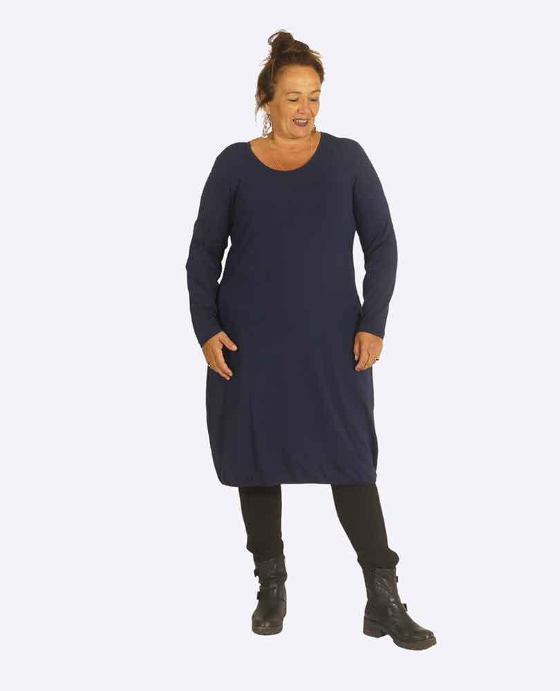 jurk tricot Twister