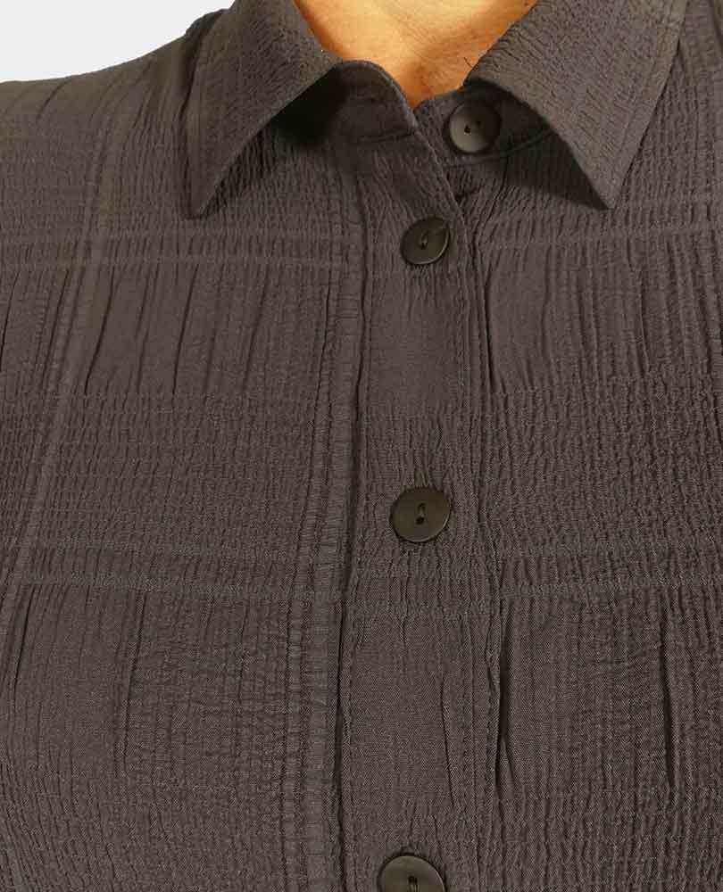 lange blouse crincle Q`neel