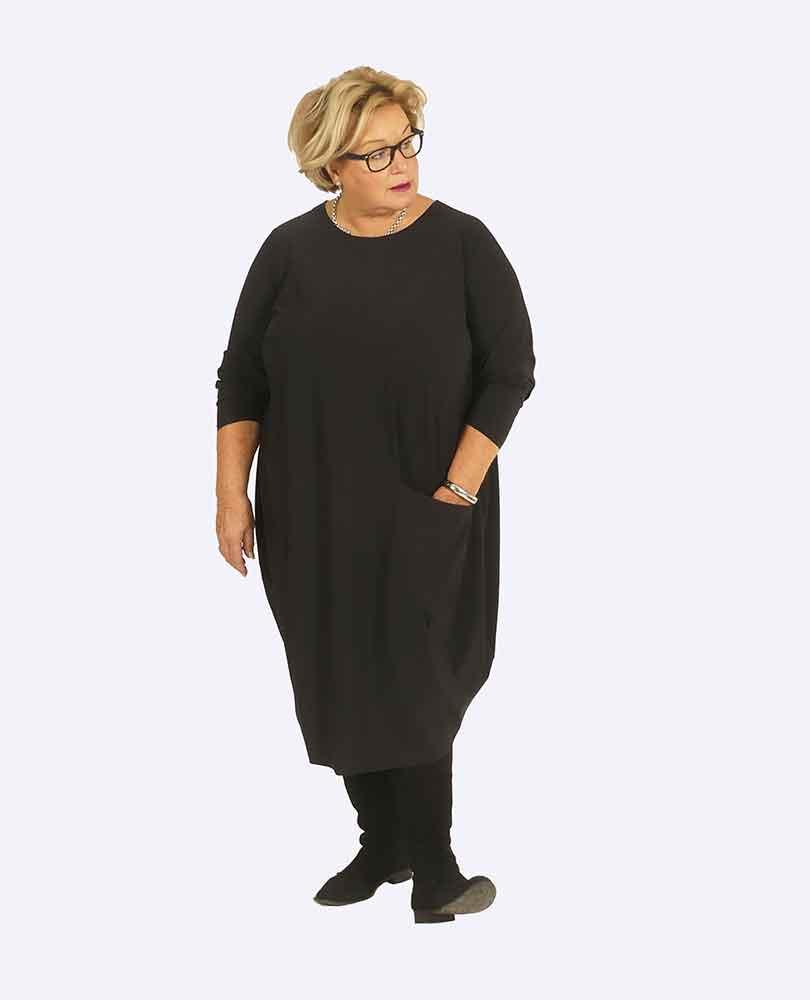 jurk travel grote zak Q'neel