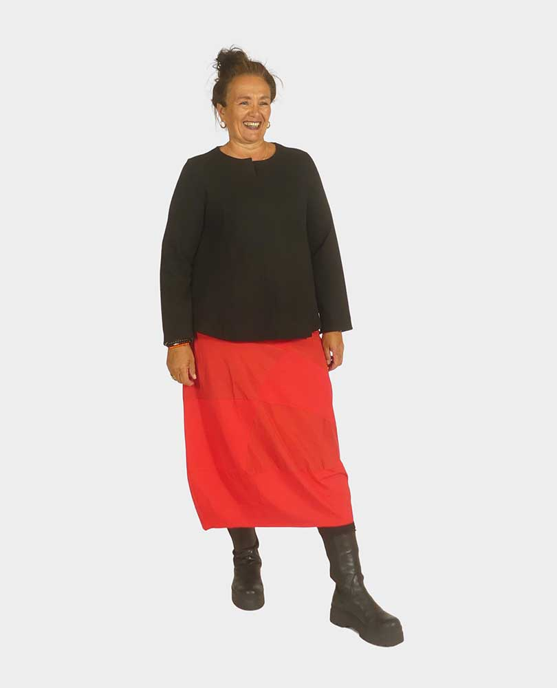 trui tricot soft stretch Vetono