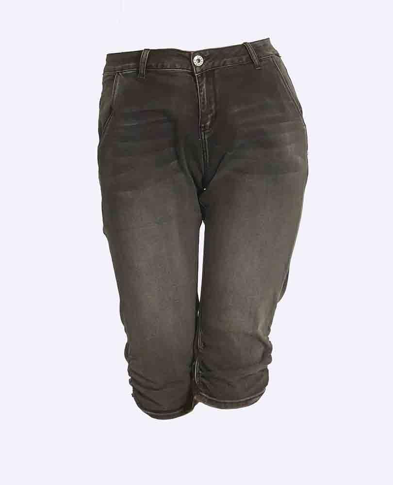 3/4 jeans rimpel Exxcellent