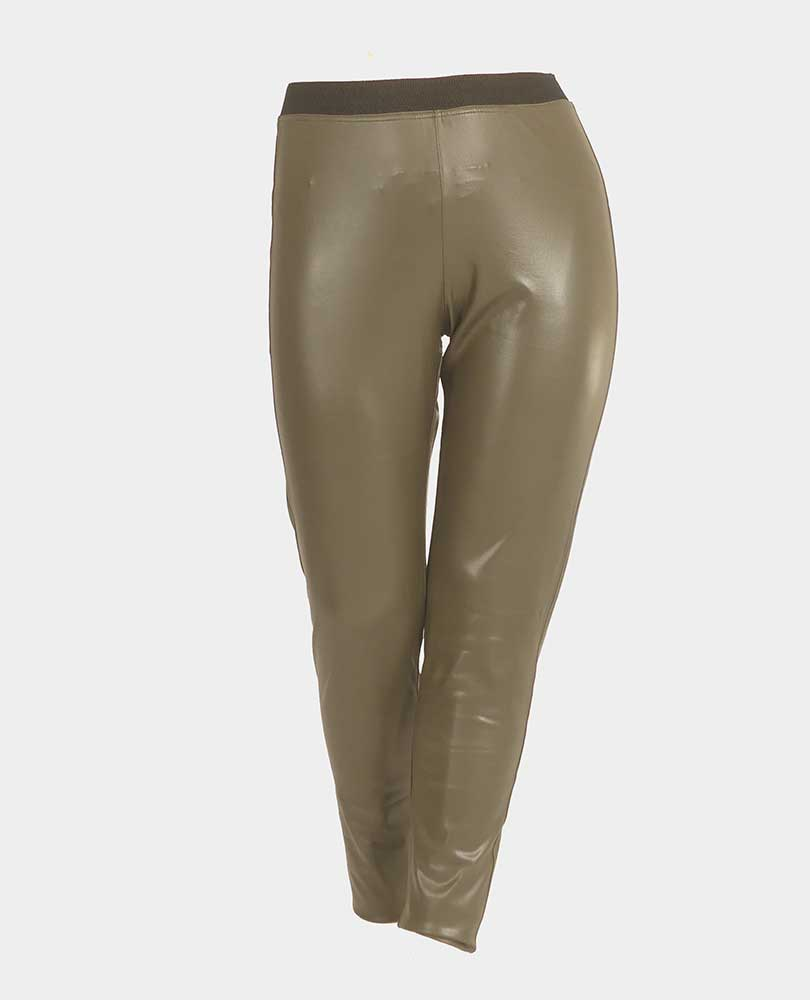 legging fake leather Only M