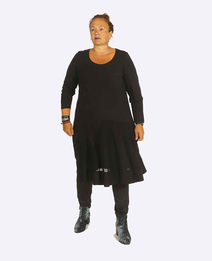 jurk met voile Portraits